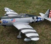 P-47 Thunderbolt Miss Mary Lou